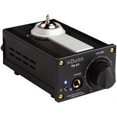 XDUOO TA-01 HiFi 24Bit/192KHz WM8740 USB DAC 12AU7 Tube Headphone Amplifier   eBay