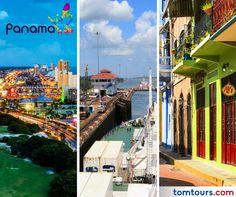 Viaje a #Panamá con nuestros paquetes completamente personalizados. No se pierda la oportunidad de vivir este destino majestuoso! Para más información comuníquese al (212) 947-3131.#Paquetes #SomosLatinoamérica #TomTours