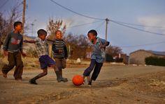 O futebol de rua e a criatividade