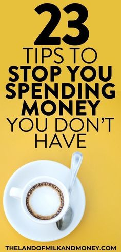 Wow, I SO needed some money saving tips on how to stop spending money, especially on stupid stuff in my life, so these ideas to help me embrace frugal living and stick to a budget are awesome! Savings Challenge, Money Saving Challenge, Savings Plan, Ways To Save Money, Money Tips, Money Saving Tips, Money Savers, Money Plan, Money Hacks