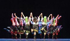 Bailes del mundo, con el Ballet Moiseyev en el Gota de Plata - Grupo Milenio