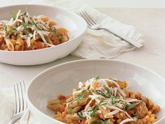 Mexican Style Chicken With Penne
