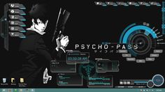 Psycho-Pass by fvze.deviantart.com on @deviantART