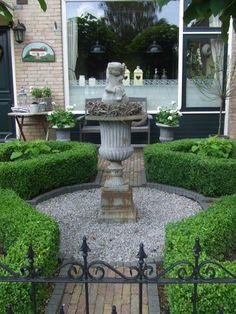 onze voortuin,buxus Buxus, Garden Ideas, Patio, Outdoor Decor, Home Decor, Decoration Home, Room Decor, Landscaping Ideas, Backyard Ideas