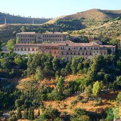 Abadía del Sacromonte   Guía de Granada Granadaclick.es