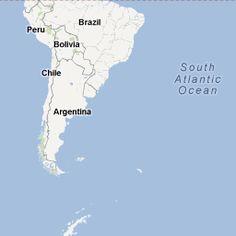 Tour of Latin Music - Google Maps. From languagejourneys.blogspot.com