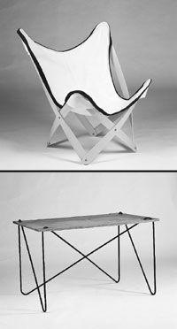 "BKF ""Butterfly"" chair | Antonio Bonet, Juan Kurchan, Jorge Ferrari Hardoy | 1938"