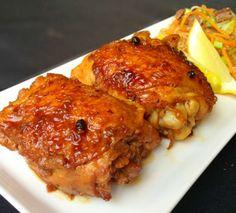 dinner, chicken adobo, paleo chicken, food, adobo chicken