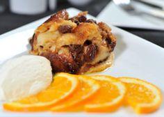 Bread & Butter Pudding with Hawkshead Relish Fig & Orange Jam and Hawkshead Relish Damson Jam