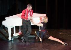 """I Love A Piano"" One of my favorite scenes from White Christmas at Spokane Civic Theatre.  www.spokanecivictheatre.com"
