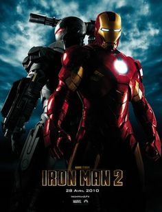 Homem de Ferro 2 - 01/05/10 #HomemDeFerro2