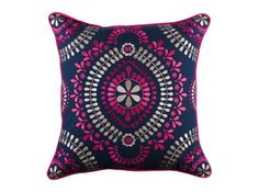 Casbah cushion | KAS Australia Cushions Online, Throw Pillows, Prints, Textiles, Australia, Bedroom, Store, Room, Cushions