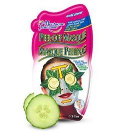 Montagne Jeunesse Cucumber Purifying Peel Off