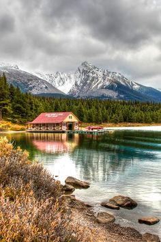 Jasper and Miette Hot Springs | GI 365
