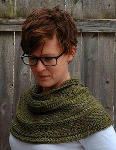 Ravelry: Wellfleet Cowl pattern by Kate Salomon