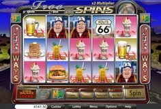12 Free Cruising Spins on Road Trip Max Ways video slot No Deposit Required at Mandarin Palace Casino Road Trip Max Ways video slot