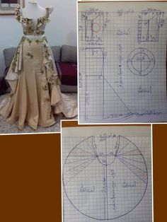 Diy dress skirt pattern makingImage gallery – Page 266767977913266884 – ArtofitHow to sew a pants flyCB 2019 colors and skirt patternImage may contain: one or more people, people standing and indoor Circle Skirt Pattern, Pattern Draping, Bodice Pattern, Dress Making Patterns, Skirt Patterns Sewing, Clothing Patterns, Fashion Sewing, Diy Fashion, Pattern Cutting