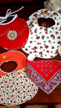 Baby bibs handmade! FB page: Bonnie & Clyde  https://m.facebook.com/pages/Bonnie-Clyde/729313497144789?fref=ts&__nodl