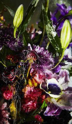 """Azuma Makoto Exhibition """"ICED FLOWERS"""""""