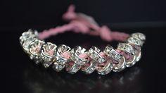 Jewels For Hope – The Glam Bracelets – Light Pink