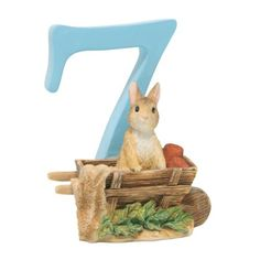 Beatrix Potter 7 Figurine Pierre Lapin