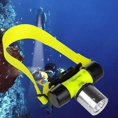 #3000lm cree xml t6 led head torch diving #head#light scuba #light waterproof 80m,  View more on the LINK: http://www.zeppy.io/product/gb/2/272180973517/