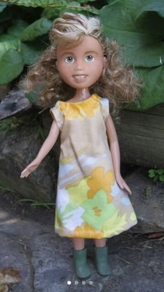 Tree Change Doll OOAK, repainted, restyled, second-hand doll upcycled by artist Sonia Singh Doll Head, Doll Face, Sonia Singh, Tree Change Dolls, Barbie World, Two Hands, Little Ones, Baby Dolls, Upcycle