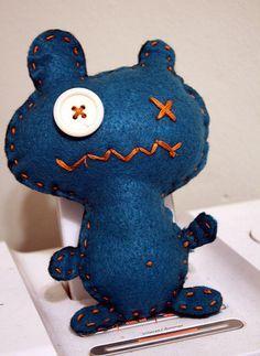 monster ninni - different shape