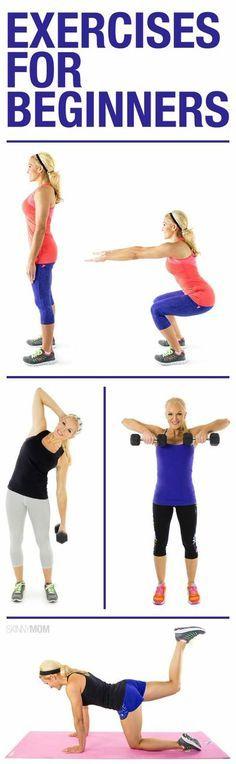 Click here for 5 beginner exercises!