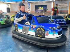 Dale Earnhardt Jr. - TheChase has officially begun!