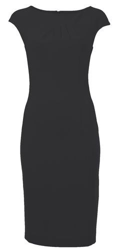 Classy pencil skirt work dress for hourglass body shape Odrey Dress Hourglass available at www.inna-store.com