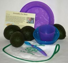 Avocados For Baby Gift Set - only $39.95 including shipping!!!