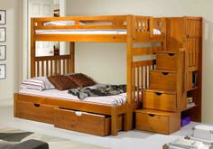 Stairway bunk with Full kit with UBC | Innovations