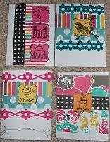 craft product, bat craft, card, american crafts