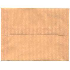 Look what I found at JAM Paper and Envelope: A2 Translucent Closeout Envelopes - http://www.jampaper.com/Closeouts/CloseoutEnvelopes/A2438x534Closeouts/  This is the one I was looking for.