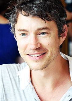 Tom Wisdom (probably my fave pic of him)