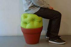 Funny Idea for a Cactus Chair - no tutorial