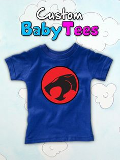 Hey, I found this really awesome Etsy listing at https://www.etsy.com/listing/208909796/thundercats-baby-infant-toddlers-t-shirt