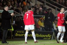 United failed to score at Burton in January 2006