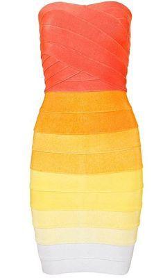 Sydney Mini Bandage Dress