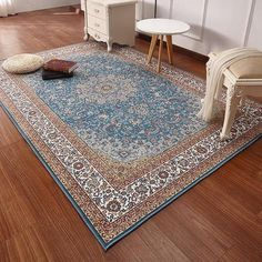 Persian Style Carpets For Living Room Luxurious Bedroom Rugs Carpets Classic Turkey Study Floor Mat Coffee Table Area Rug Wall Carpet, Diy Carpet, Modern Carpet, Rugs On Carpet, Carpet Ideas, Beige Carpet, Carpet Stairs, Cheap Carpet, Carpet Trends