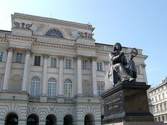 Staszic Palace, Warszawa