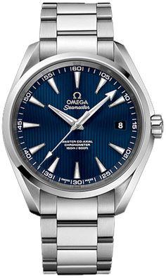 Omega Seamaster Aqua Terra 150 M Omega Master Co-Axial 41.5 mm 231.10.42.21.03.003