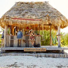 Warm Weather Getaway: Isla Holbox, Mexico. Coastalliving.com
