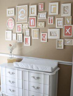 10 Easy and Affordable, DIY Nursery Art Ideas