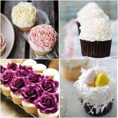 Wedding Cupcake Ideas that Inspire!