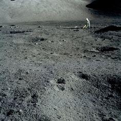 Apollo 17 Image Library NASA Apollo 11 Mission, Apollo Missions, Star Trek Wallpaper, Apollo Spacecraft, All About Space, Alien Theories, Apollo Space Program, Astronomy Pictures, Space Race