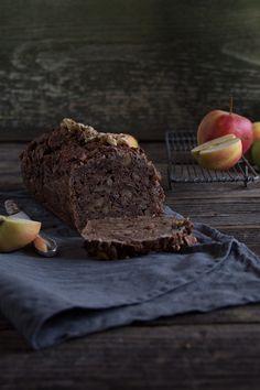 Veganes Apfelbrot für kalte Tage