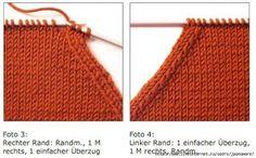 Tina's handicraft : knitting tips