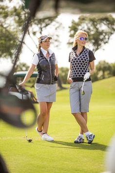 #DailySports Spring 2015 #golfwear #ootd